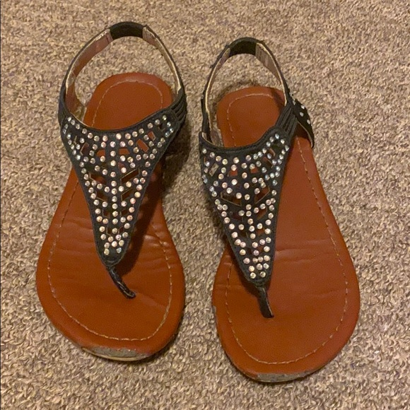 Shoes | Girls Sandals Size 13 | Poshmark